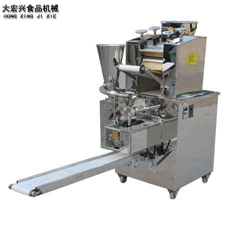 小型200型仿手工饺子机